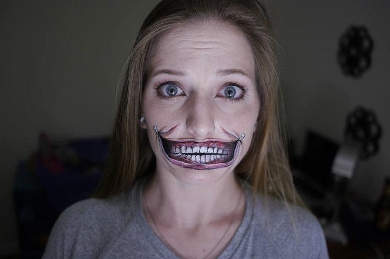 make up artist elsa rhae transforms her face (9)