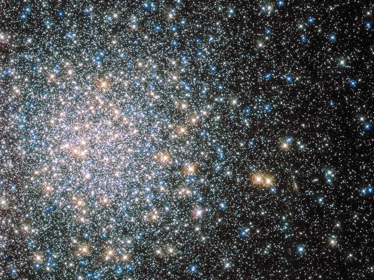 messier 5 globular cluster (2)