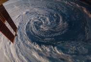 Picture of the Day: A Swirling Storm from Space