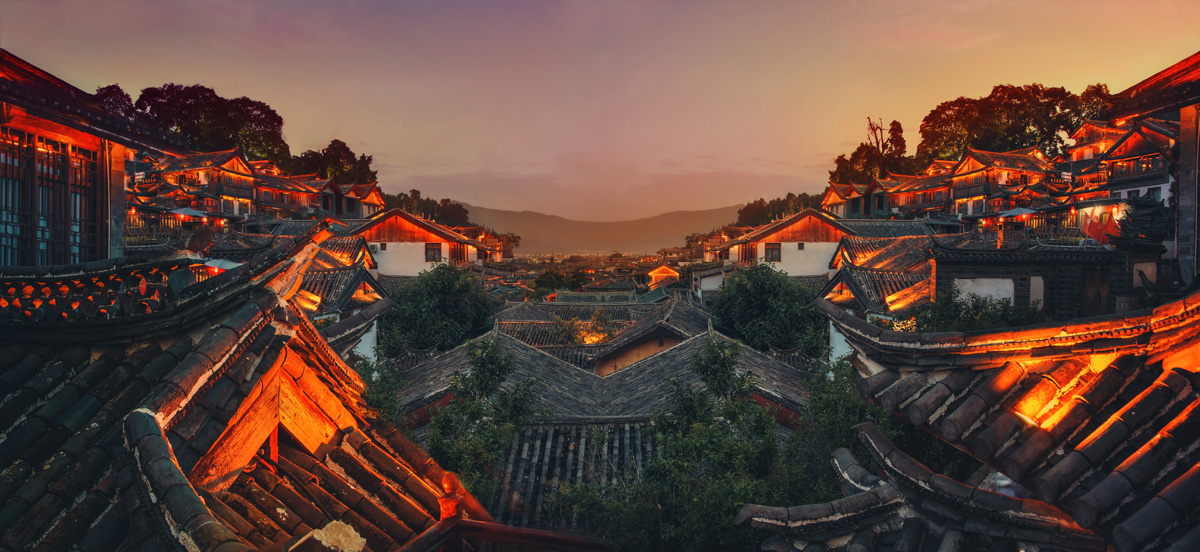 the old town of lijiang china unesco world heritage site trey ratcliff Picture of the Day: The Old Town of Lijiang