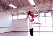 The Washington Ballet Perform Their Hardest Dance Moves