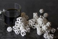 3D Printed Sugar Cubes are Here