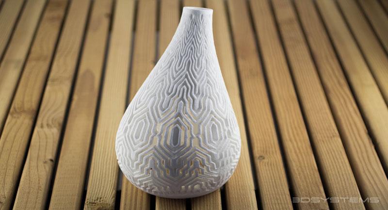 3D_Printed_Sugar_Patterned_Vase