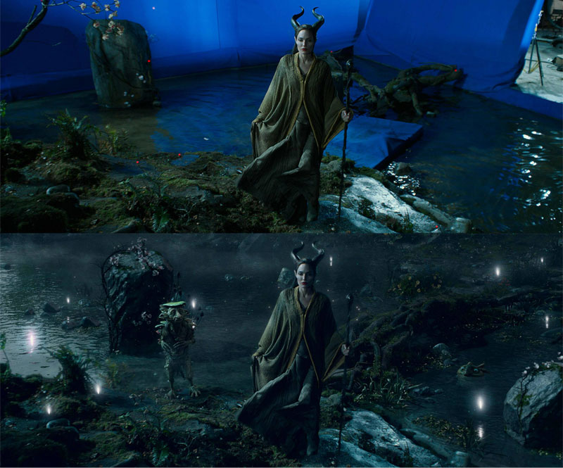 Before and After Shots That Demonstrate the Power of Visual Effects (6)