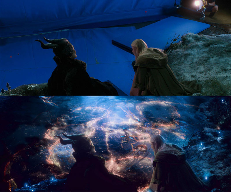 Before and After Shots That Demonstrate the Power of Visual Effects (7)