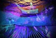 World's Largest Underground Trampoline Set to Open in July