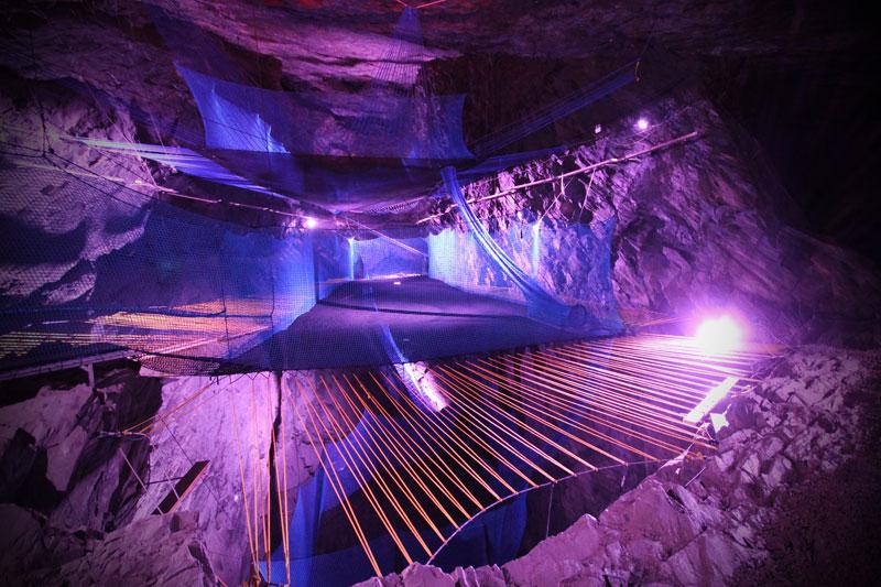 bounce below worlds largest underground trampoline (5)