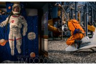 This Guy Bought a Space Suit and Made a Photo Series About an Everyday Astronaut