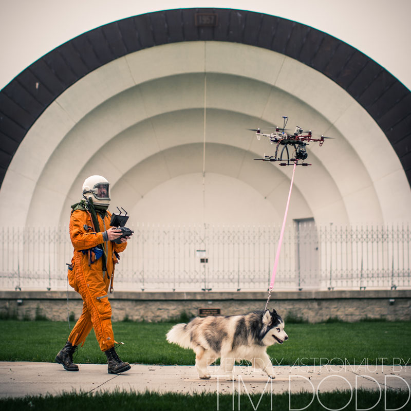 Everyday-Astronaut-by-Tim-Dodd-Photography-k-Out-for-a-walk-with-my-dog-Laiki