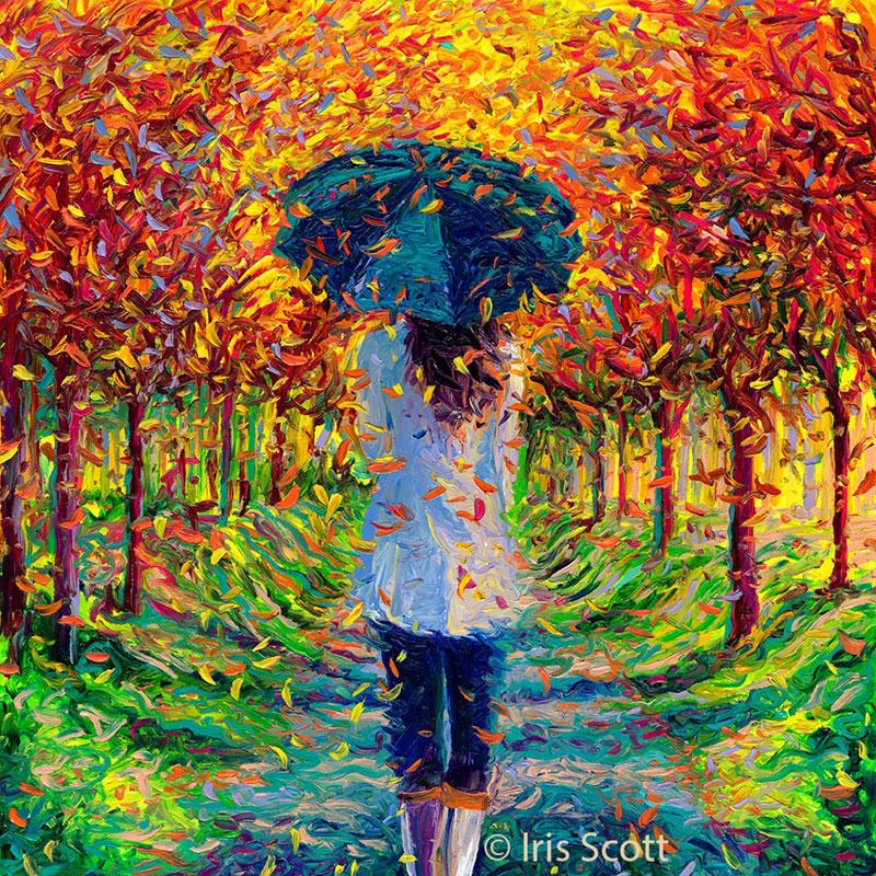 fine art finger paintings by iris scott (2)