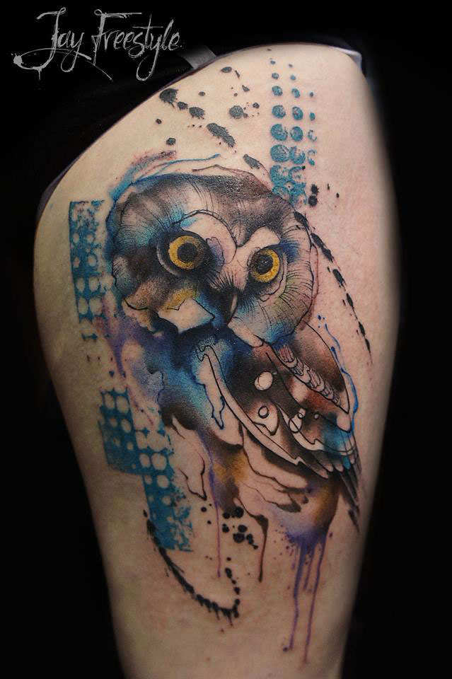 freehand tattoos by jay freestyle (2)