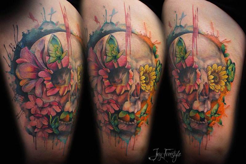 freehand tattoos by jay freestyle (7)