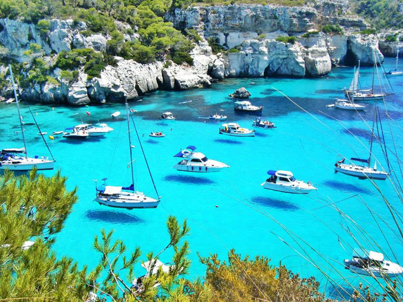 hover boats menorca spain The Top 50 Pictures of the Day for 2014