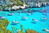 Picture of the Day: Hover Boats in Menorca, Spain