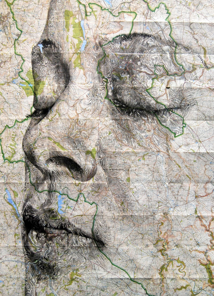 portraits drawn on maps by ed fairburn (9)