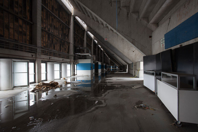 the abandoned silverdome by detroiturbex (10)