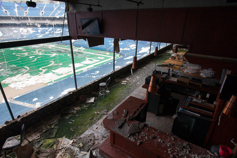 the abandoned silverdome by detroiturbex (12)