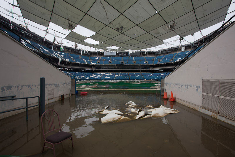 the abandoned silverdome by detroiturbex (19)