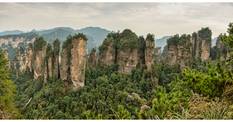 Picture of the Day: Five Fingers Peak