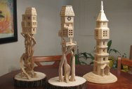 These Were Made with Everyday Toothpicks