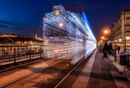 Picture of the Day: Trolley Goes Back to the Future