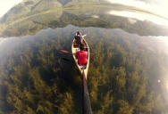 Picture of the Day: Crystal Clear Canoeing