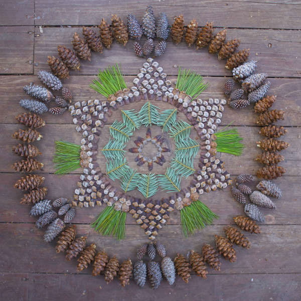 flower mandalas by kathy klein (2)