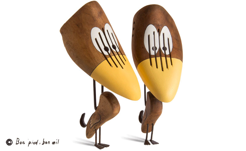 Household Objects Transformed Into Cartoon Characters by gilbert legrand (4)