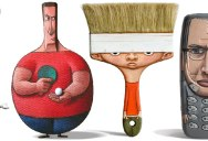 15 Household Objects Transformed Into Cartoon Characters