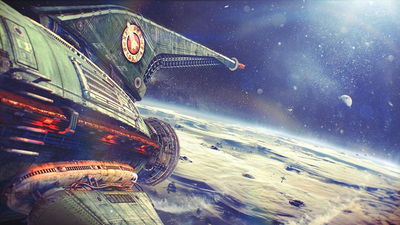 if futurama was 3D by alexey zakharov (4)