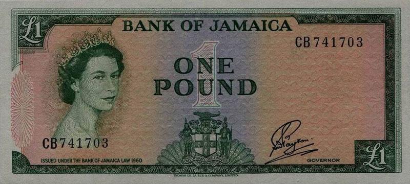 JAMAICA,-1-POUND,-AGE-26