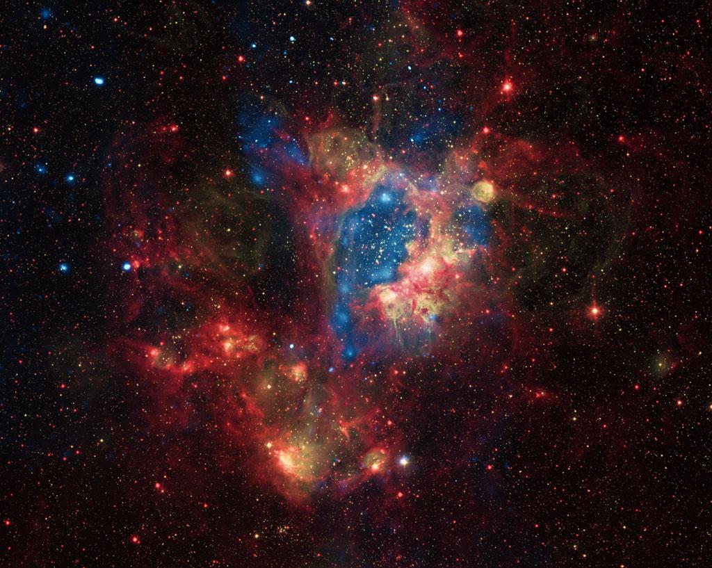 NASA's Chandra X-Ray Observatory (10)