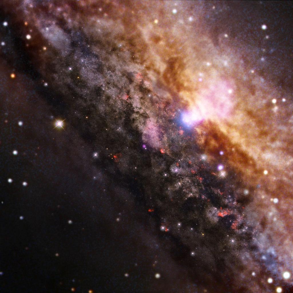 NASA's Chandra X-Ray Observatory (12)