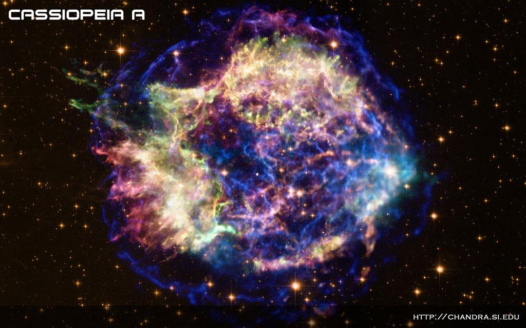 NASA's Chandra X-Ray Observatory (14)
