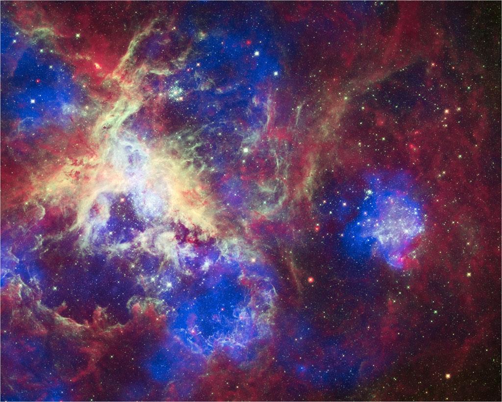 NASA's Chandra X-Ray Observatory (15)
