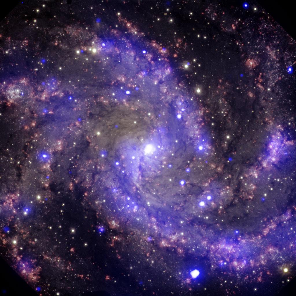 NASA's Chandra X-Ray Observatory (5)