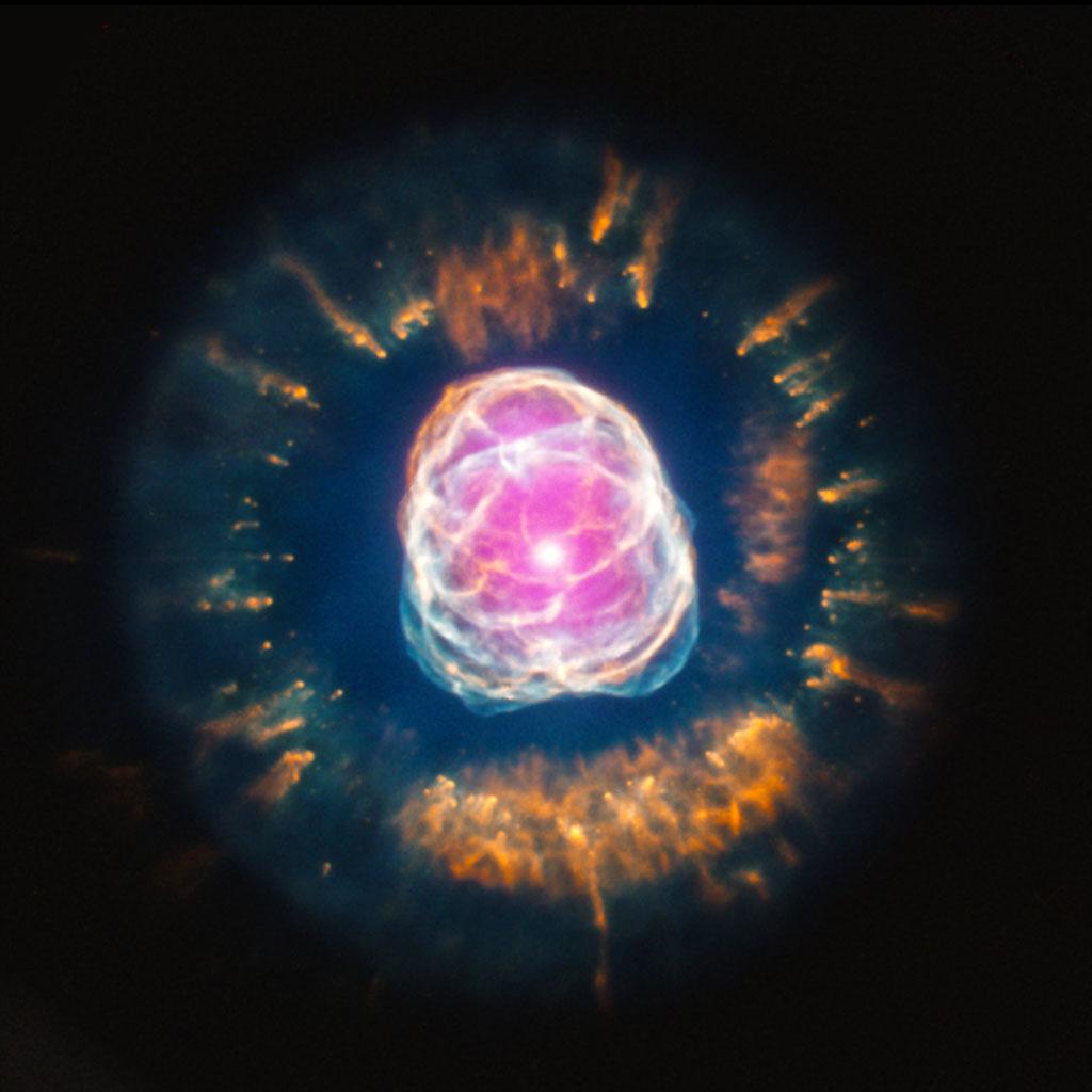 NASA's Chandra X-Ray Observatory (7)