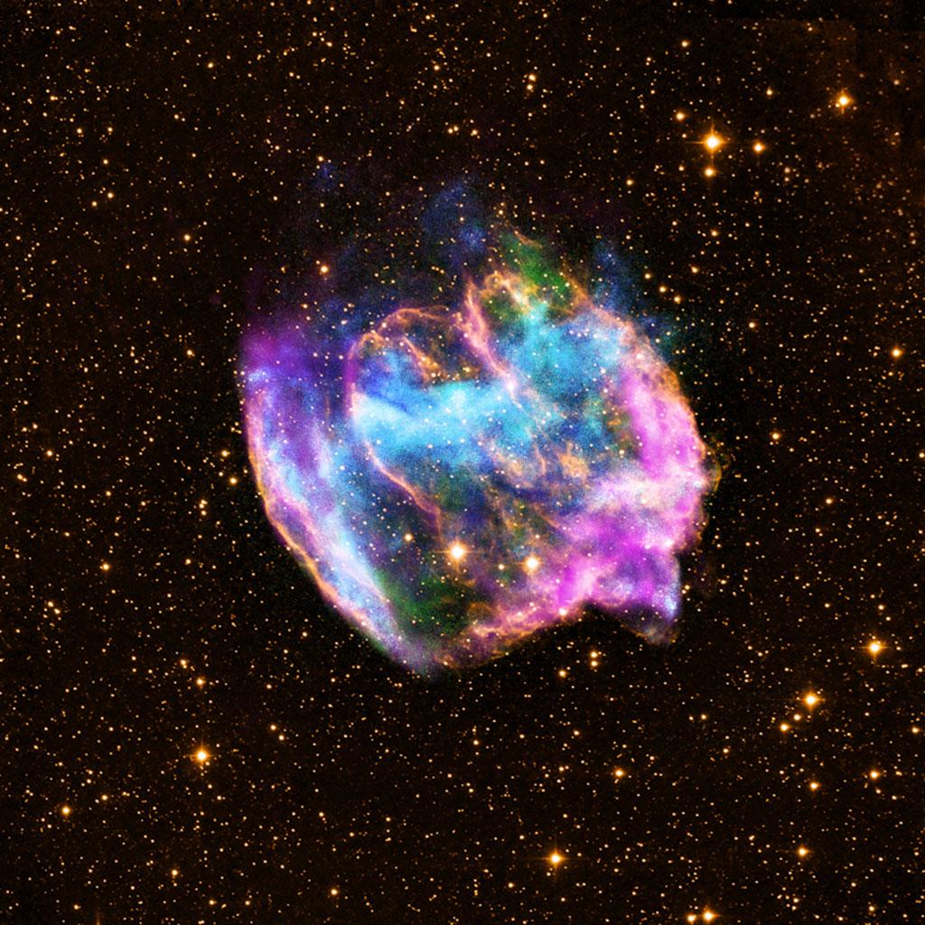 NASA's Chandra X-Ray Observatory (8)