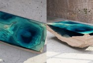 The Depths of an Ocean Inside a Coffee Table