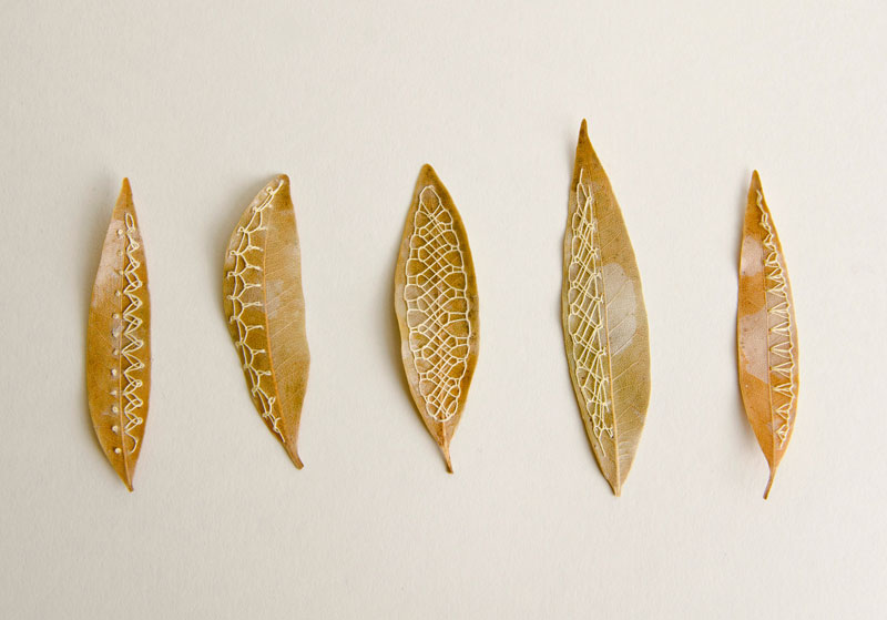 stitched leaves by hillary fayle (2)
