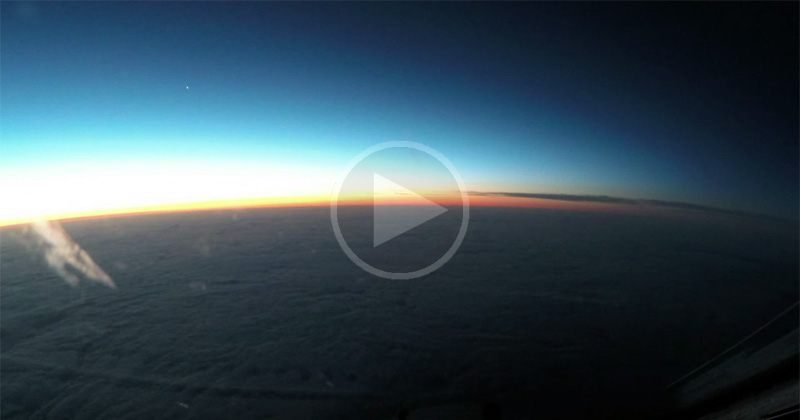 From Tokyo to San Francisco in 83 Seconds