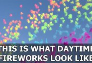 This Is What Daytime Fireworks Look Like