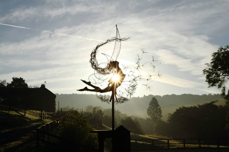 wire fairy sculptures by robin wight (10)