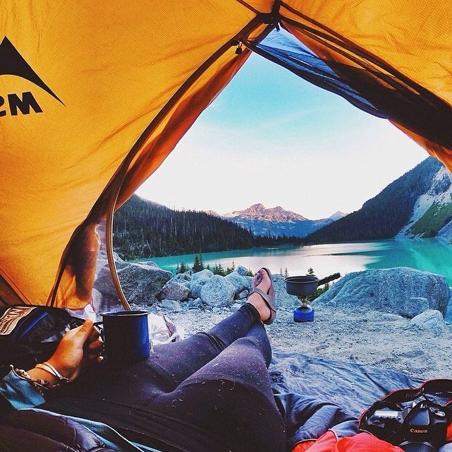 15 reasons why you'll never regret sleeping in a tent (13)