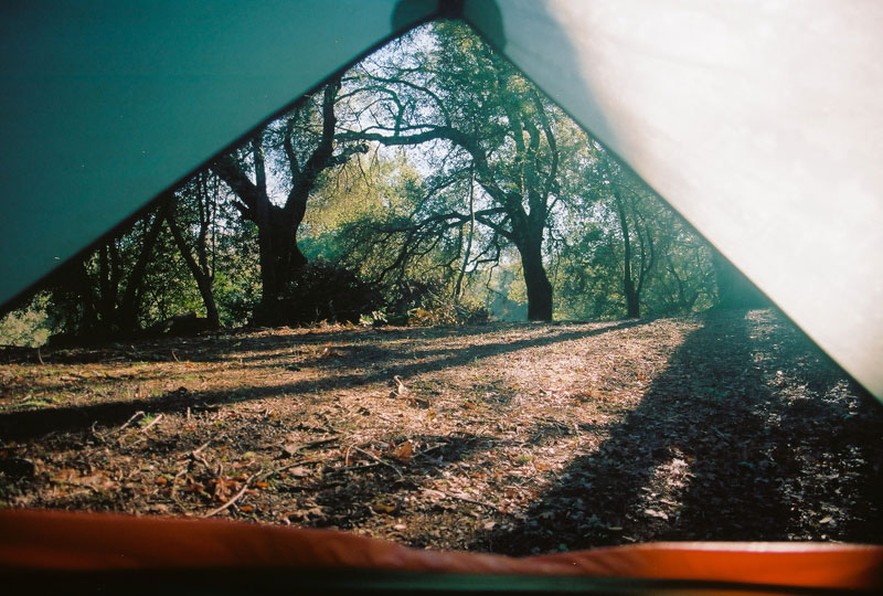 15 reasons why you'll never regret sleeping in a tent (9)
