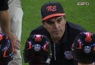 Coach Gives Heartfelt Speech After Team Gets Eliminated from Little League World Series