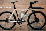 This Commuter Bike Design is Awesome