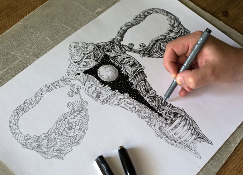 india ink illustrations by alex konahin (6)