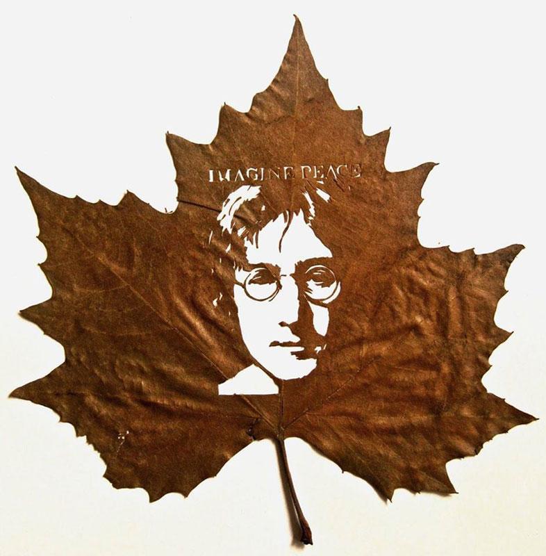 leaf cut art by omad asadi (10)
