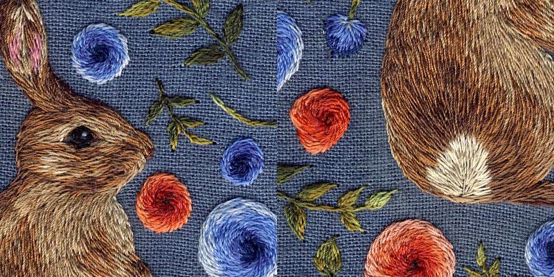 miniature animal embroideries by chloe giordano (3)